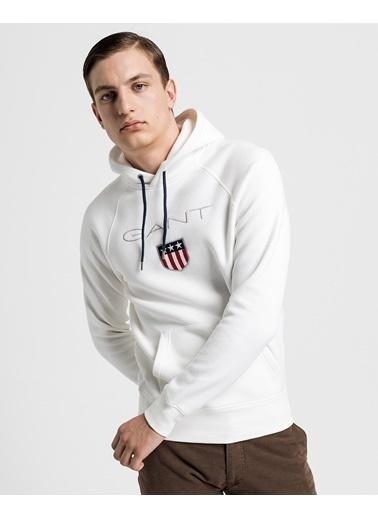 Gant Sweatshirt Beyaz